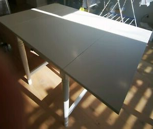 Adams Drop Leaf Trestle Dining Tables With Popular Ikea Dining Table With Drop Leaves Seats 2 (View 16 of 25)