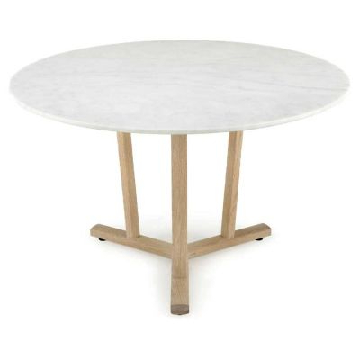 Adejah 35'' Dining Tables Intended For Popular Shaker Dining Table Round – Neri & Hu (View 16 of 25)