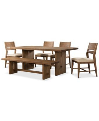 Featured Photo of Alexxia 38'' Trestle Dining Tables