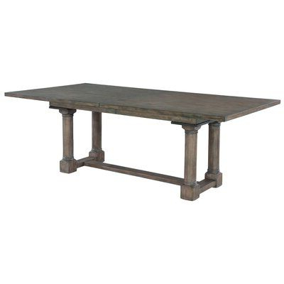 Alexxia 38'' Trestle Dining Tables With 2020 Hekman Lincoln Park Extendable Dining Table (View 23 of 25)
