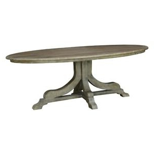 """Alfie Mango Solid Wood Dining Tables Pertaining To Current 84"""" L Ernest Dining Table Hand Distressed Solid Mango Wood (View 25 of 25)"""