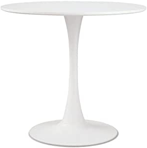 """Amazon – 32"""" Inch Round Tulip Dining Table Coffee Within Most Recently Released Mcmichael 32'' Dining Tables (View 25 of 25)"""