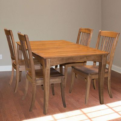 Amerihome 5 Piece Dining Set (View 5 of 25)