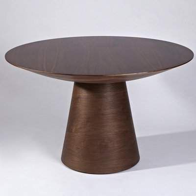 Andreniki Bar Height Pedestal Dining Tables In Most Recent Bloomsbury Market Helmick Pedestal Dining Table In (View 21 of 25)