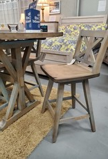 Andrenique Bar Height Dining Tables For Fashionable Summerville Counter Height Dining Table W/ 6 Chairs (View 15 of 25)
