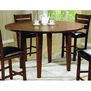 Andrenique Bar Height Dining Tables With Regard To Well Known Amazon – Counter Height Dining Table With Drop Leaves (View 5 of 25)
