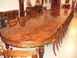 Antique Dining Table – Do You Want To Go Large With That With Most Recent Eleni 35'' Dining Tables (View 21 of 25)