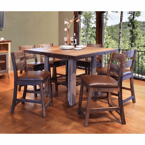 Featured Photo of Mciver Counter Height Dining Tables