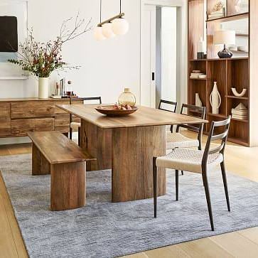 Anton Solid Wood Dining Table With Regard To Latest Montauk (View 20 of 25)