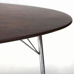 Arne Jacobsen – Fh 3603 – Egg Table In Rosewood In Preferred Nottle (View 9 of 25)