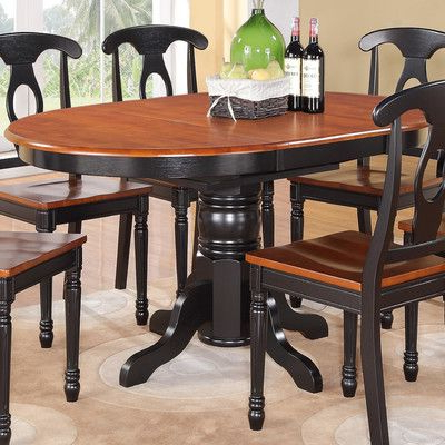 August Grove Aimee Extendable Dining Table (View 11 of 25)