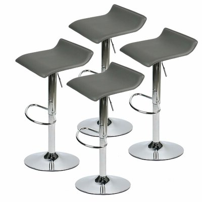 Backless Swivel Bar Stools & Counter Stools You'll Love In Within Most Up To Date Drubin (View 12 of 12)