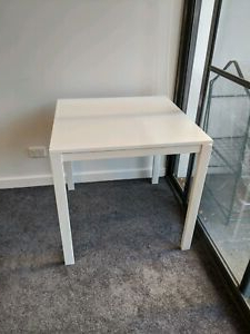 Baring 35'' Dining Tables Inside Favorite Ikea Melltorp Dining Table Or Desk Excellent Condition (View 9 of 25)