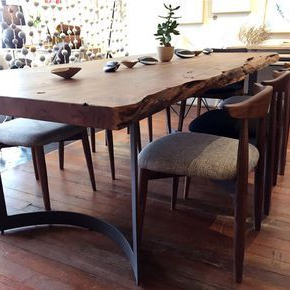 Bechet 38'' Dining Tables With Recent Leviathan Dining Table (with Images) (View 16 of 25)
