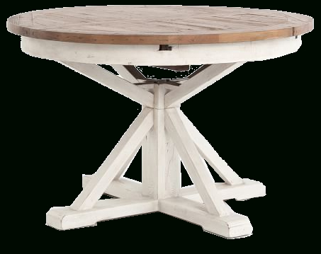 Bekasi 63'' Dining Tables Inside Widely Used Hart Reclaimed Extending Pedestal Dining Table (View 21 of 25)