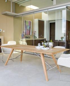 Bermudafied Dining Table Regarding 2019 (View 16 of 25)