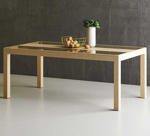 Best And Newest Contemporary Table – Feng Shui – Imperial Line – Oak In Steven 55'' Pedestal Dining Tables (View 7 of 25)