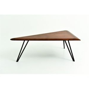 Best And Newest Triangle Coffee Table Bobby Berk Home (with Images Pertaining To Bobby Berk Trestle Dining Tables (View 16 of 25)