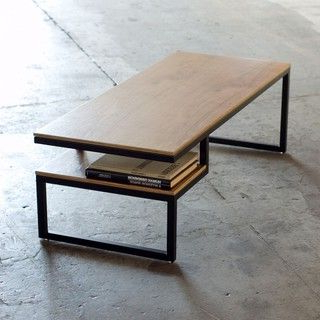 Bobby Berk Trestle Dining Tables Within Most Recent Gus Modern Ossington Coffee Table Coffee Tables – Modern (View 11 of 25)