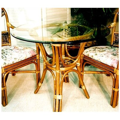 Boca Rattan Delta Dining Table & Reviews (View 5 of 25)