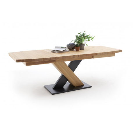 Bradly Extendable Solid Wood Dining Tables Intended For Current Mendoza B Extendable Wood Dining Table – Dining Tables (View 24 of 25)