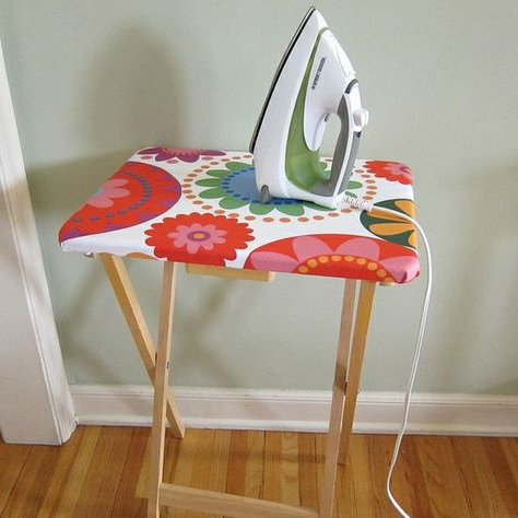 By Your Side Ironing Board – Great Idea For College Kids With Popular Candie (View 8 of 25)