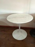 Cainsville 32'' Dining Tables Within Well Liked Saarinen Marble Tulip Dining Table New Modern Table (View 21 of 25)