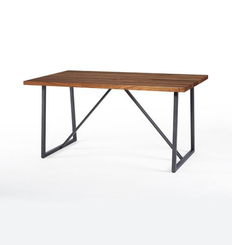 Canby Trestle Table (with Images) (View 5 of 25)