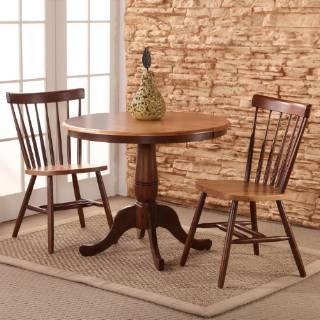 Check Out The International Concepts K58 36rt C385 2 3 Throughout 2020 Bineau 35'' Pedestal Dining Tables (View 16 of 25)