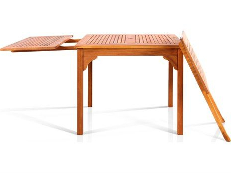 Clennell 35.4'' Iron Dining Tables Throughout Famous Vifah Eucalyptus Wood 70.9 X (View 11 of 25)
