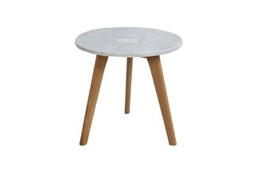 Collis Round Glass Breakroom Tables With Regard To Fashionable Side & Lamp Tables (View 22 of 25)