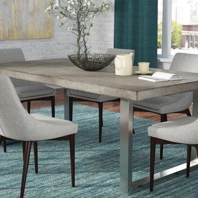 Corrigan Studio Fawridge Dining Tables With Regard To Well Liked Brayden Studio Lipscomb Dining Table (View 19 of 25)