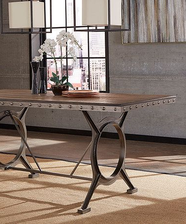 Counter Height Extendable Dining Tables For Most Up To Date Love This Paddock Counter Height Dining Table On #zulily (View 21 of 25)