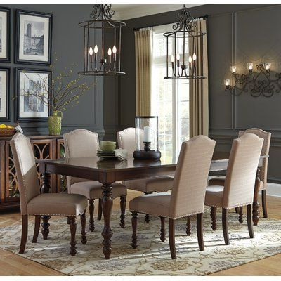 Counter Height Extendable Dining Tables Within Trendy Darby Home Co Cara Rectangular Counter Height Extendable (View 24 of 25)
