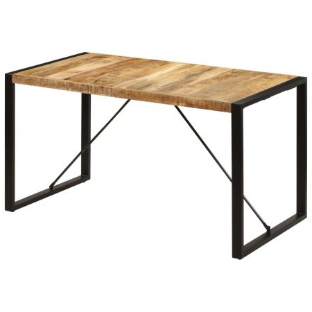 Crazy Sales For Alfie Mango Solid Wood Dining Tables (View 5 of 25)
