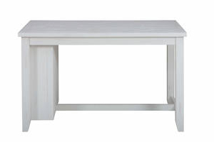 Current Dining Table D716dt Chrome/black Stripe Glassglobal Inside Carelton 36'' Mango Solid Wood Trestle Dining Tables (View 14 of 25)