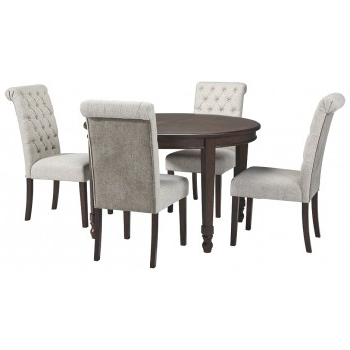 D677/35/02(4 In Fashionable Benji 35'' Dining Tables (View 2 of 25)