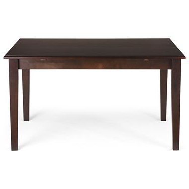 """Dallin Bar Height Dining Tables Throughout Favorite Dining Possibilities 54"""" Rectangle Extendable Dining Table (View 6 of 25)"""