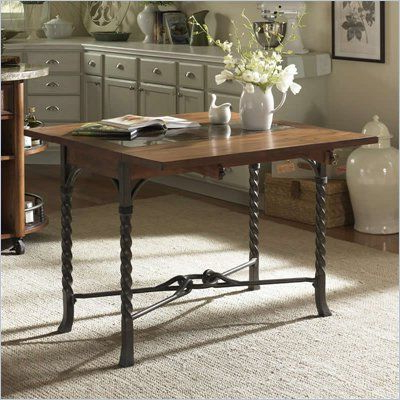 Dellaney 35'' Iron Dining Tables Pertaining To 2019 Riverside Furniture Medley Drop Leaf Dining Table – (View 14 of 25)