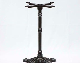 Deonte 38'' Iron Dining Tables With Best And Newest Pin On Cast Iron Table Legs (View 23 of 25)