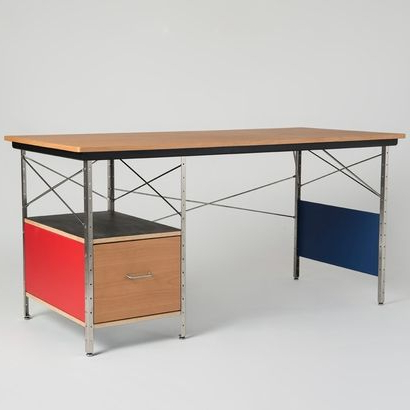 Desk With Drawers, Desk, Walnut Desks Throughout Most Popular Lewin Dining Tables (View 20 of 25)