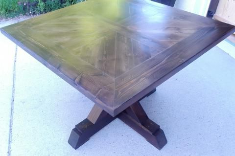 Dinette Tables, Pedestal For Famous Granger (View 17 of 25)