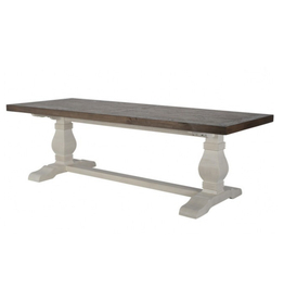 Dining – Outside The Box Palm Beach Pertaining To Latest Minerva 36'' Pine Solid Wood Trestle Dining Tables (View 2 of 25)