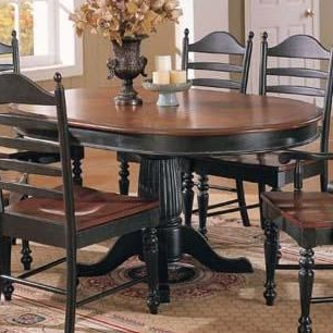Dining Room Furniture, Pedestal Dining (View 18 of 25)