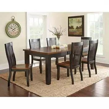 Dining Room Sets, Fall Dining With Mccrimmon 36'' Mango Solid Wood Dining Tables (View 15 of 25)