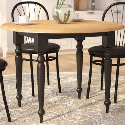 Featured Photo of Wes Counter Height Rubberwood Solid Wood Dining Tables