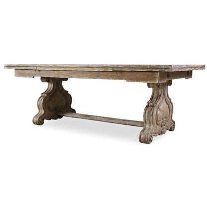 Dining Table, Trestle Regarding Alexxes 38'' Trestle Dining Tables (View 19 of 25)