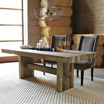 Emerson Dining Table West Elm—we Could Definitely Build With Well Known Baring 35'' Dining Tables (View 15 of 25)