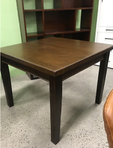 Eureka Street Furniture – Emerald 1 X 1 M Dining Table Inside 2020 Adejah 35'' Dining Tables (View 4 of 25)