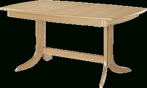 Extending Boat Shaped Pedestal Dining Table – Handmade Within Latest Dawna Pedestal Dining Tables (View 21 of 25)